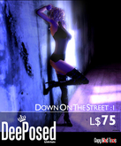 [DP] Down on the Street 1 by DeePosed