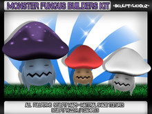 Monster Fungus Builders Kit