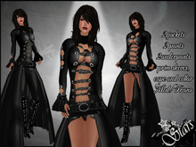 *SALE* Lady thunder outfit in 2 versions (only classic avatars)