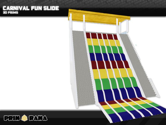 Wavy Fun Slide ™