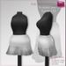Full Perm Sculpted Skirt -  Builder's Kit Set