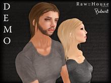 RAW HOUSE :: Bukowski Hair DEMO