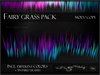 .:: PaPiLLoN Design ::. Fairy Grass Pack