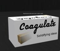 Coagulate Script Counter