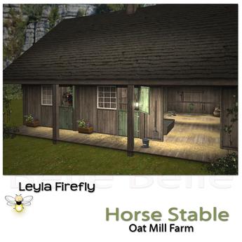 Oat Mill Farm Horse Stable