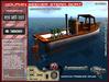 AnacondaS dolphin seeker Steam boat