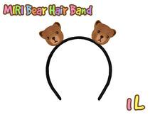 [SF] MIRI Bear hair band