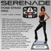 SERENADE Pose Stand Pro v4.0, poses, photography, photo studio