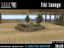 Tiki Lounge by Casa D.