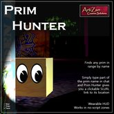 ArtiZan Prim Hunter - Object scanner, find item by partial name