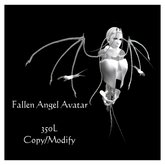 Fallen Angel Avatar (boxed)