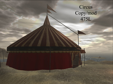 Circus (boxed in rezzer)