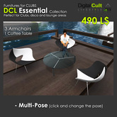 *** DCL Essential - High quality club and bar furnitures