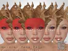 [HANDverk] Marcial Face Paint