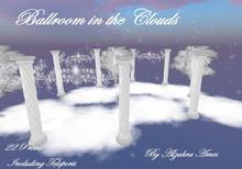 Ballroom in the Clouds by Alzahra Ames(Original Gift)