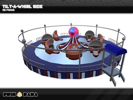 Tilt-a-Whirl Ride ™