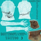 ****CandyTex**** Butterfly-tattoo-template3