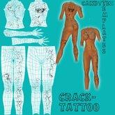****CandyTex**** Crack-tattoo-template