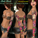 ::Para Designs:: Pink Rock Tattoo