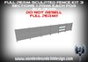 ~Full perm wooden fence kit + Maps! for builders 1 prims each part see pic 2