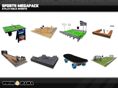 Sports Game Pack ™