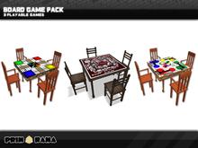 Board Game Pack ™