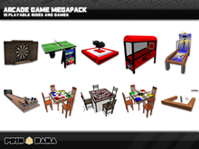Arcade Game Pack