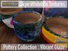 Pottery Textures : Vibrant Glaze | Skye WhiteBox Textures - 66 Full Perms Textures