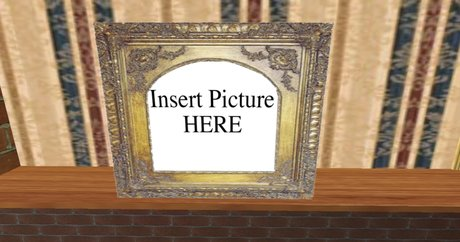 antique photo frame 1