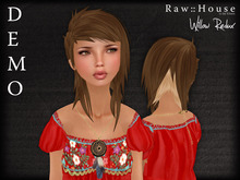 RAW HOUSE :: Willow Redux Hair DEMO