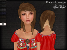 RAW HOUSE :: Willow Redux Hair [Blacks]