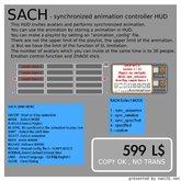 SACH ver1.0 - Sync Animation Controller HUD
