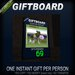 Giftboard Deluxe v1.1 free gift giver with group only mode
