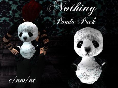 Nothing Panda Pack!