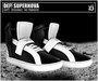 DEF! Unisex Sneakers / Supernova / Black & White