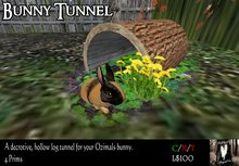 Hillbilly Hearts - Bunny Tunnel (BOXED)