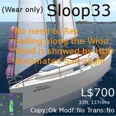 Sloop33 Yacht v11 (No need to Rez)