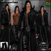 Vampire Legacy - Angelus - Classic Avatar & BoM [ Bakes on Mesh ]