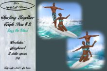 *~* Y's Art&Poses - Surfing Together 2