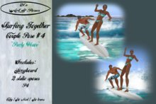 *~* Y's Art&Poses - Surfing Together 4