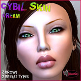 .:Glamorize:. Cybil Skin - Cream