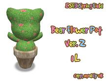 [SF] Bear Flower Pot ver.2