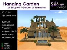 Hanging Garden of Babylon / Semiramis