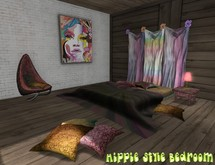 Hippie Style Bedroom - only 25 L$