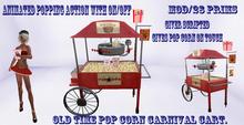 old time popcorn  carnivalcart.