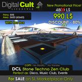 *** DCL Stone Techno Zen Club