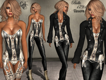 *DE Designs*-Belle 1791-Tavern