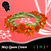 .!CN!. May Queen Crown