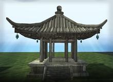 :Ryu chinese square pavilion 48P
