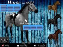NMJ Horse Ver1.0